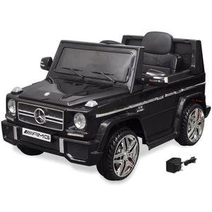 VOITURE ELECTRIQUE ENFANT Voiture SUV électrique Mercedes Benz G65 2 moteurs
