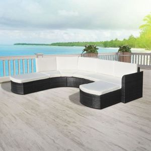 Salon bas de jardin Haute qualité Luxueux Magnifique Economique Jeu de
