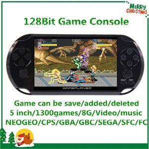 CONSOLE PSP Console portable Jeu Rétro jeux de poche éducatifs