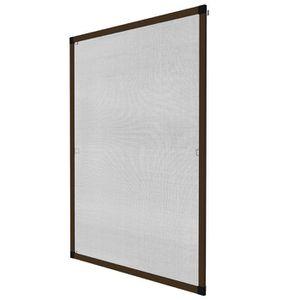 MOUSTIQUAIRE OUVERTURE TECTAKE Moustiquaire pour Fenêtre Cadre en Alumini