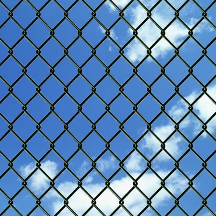 Grillages simple torsion Grillage vert 1,5 x 15 m