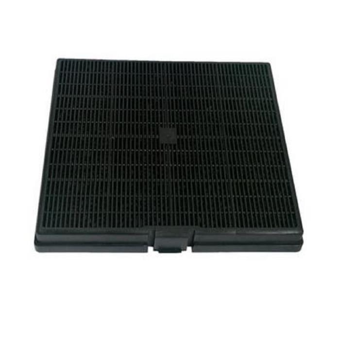 filtre charbon BEST CA240S 241X225X30 pour AFC9003W et broan