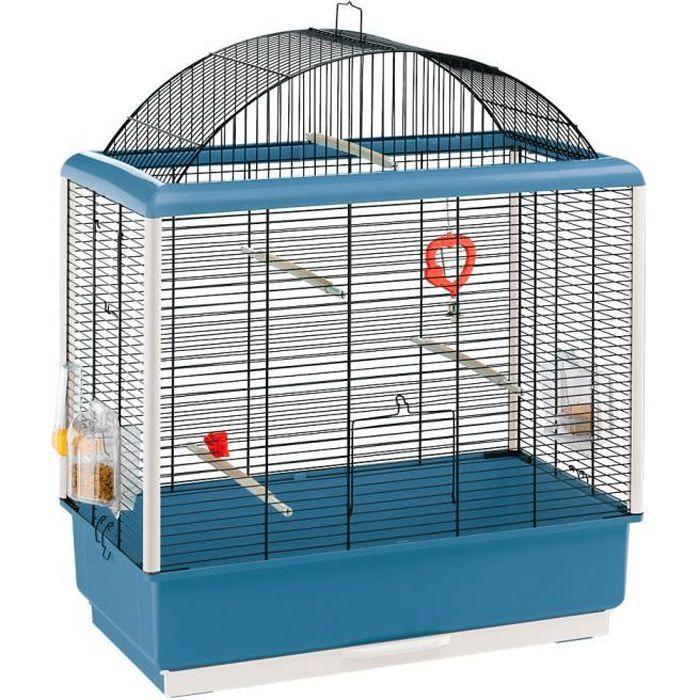 Ferplast PALLADIO 4 Cage pour canaris et autres petits oiseaux PALLADIO 4 - 59 x 33 x h 69 cm -