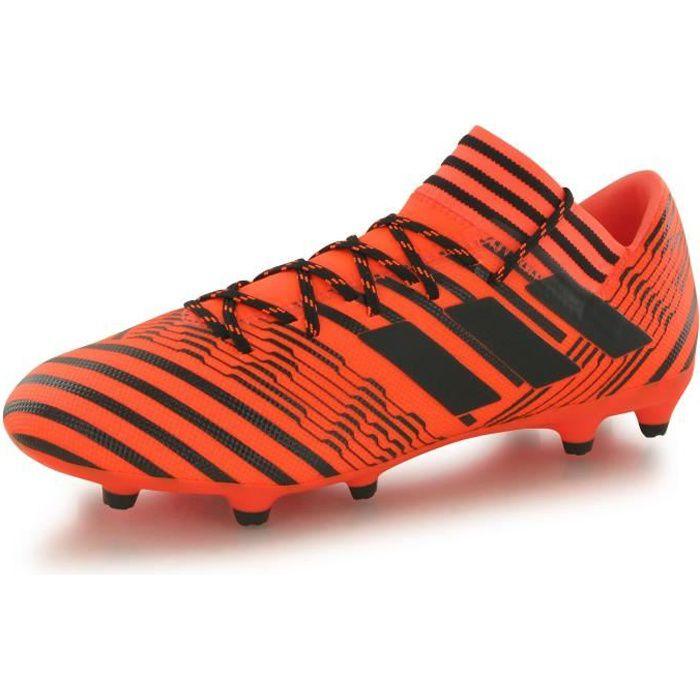 Adidas Performance Nemeziz 17.3 Fg orange, chaussures de football enfant