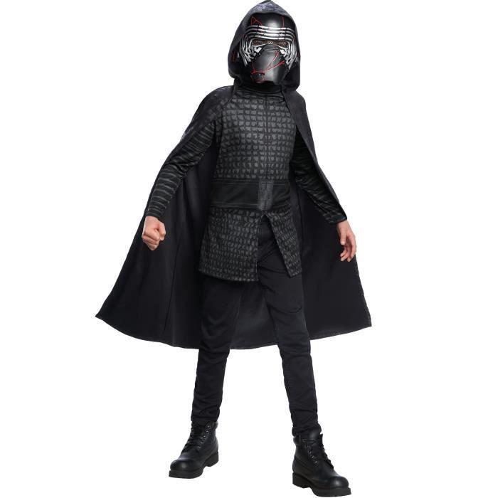 Déguisement classique Kylo Ren Star Wars IX enfant - 5 à 6 ans (105 à 116 cm)
