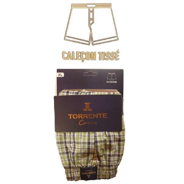 Torrente caleçon Homme 100% Coton R 59