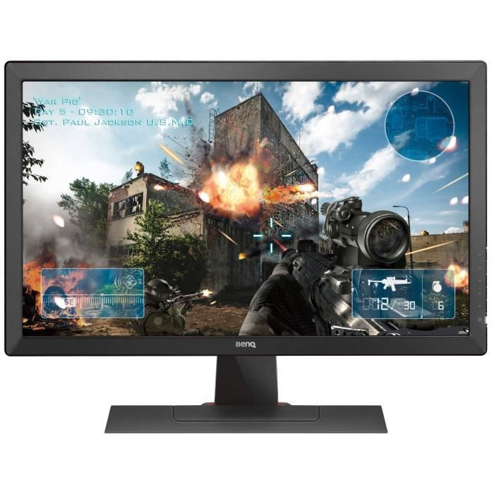 BenQ Ecran Zowie LED RL2455 24'' FULL HD 1920x1080 - Dalle VA