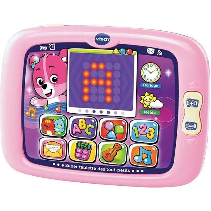 VTECH BABY - Super Tablette des Tout-Petits Nina - Tablette Enfant
