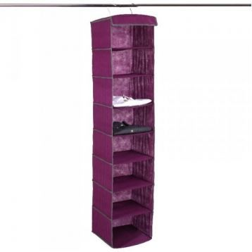 casier de rangement pour v tements suspendu achat. Black Bedroom Furniture Sets. Home Design Ideas