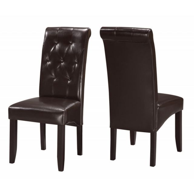 chaises de salle a manger haut de gamme. Black Bedroom Furniture Sets. Home Design Ideas