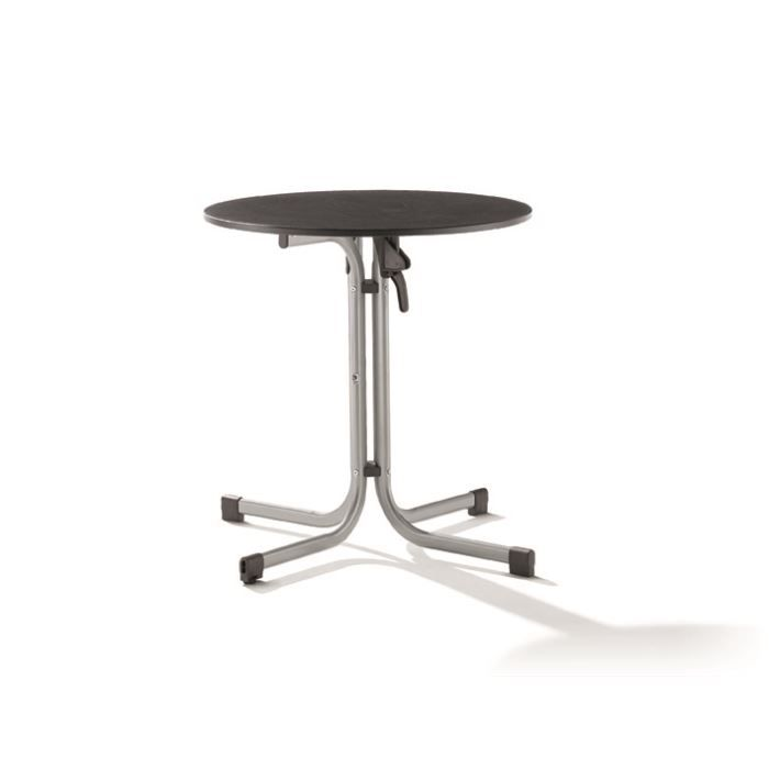 Table ronde puroplan gastro achat vente table de for Table ronde 52