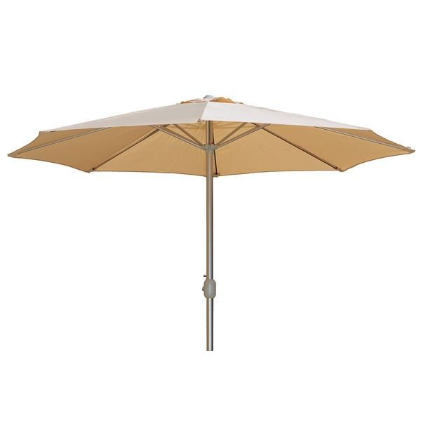 parasol avec manivelle sable d3 m achat vente parasol parasol avec manivelle cdiscount. Black Bedroom Furniture Sets. Home Design Ideas