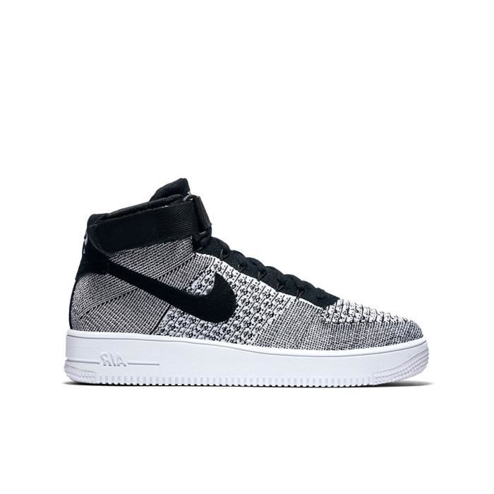 basket nike air force one noir