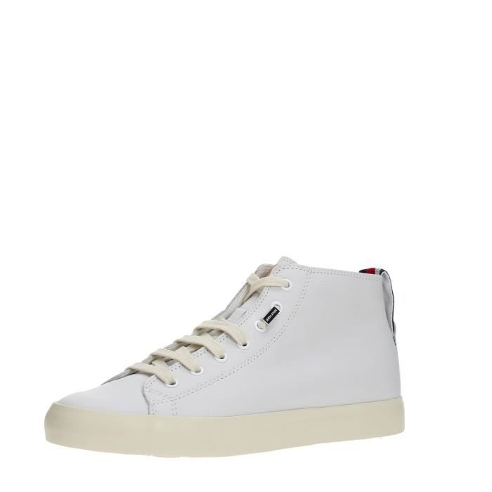43 Hilfiger Homme WHITE Sneakers Tommy S7wAPqn