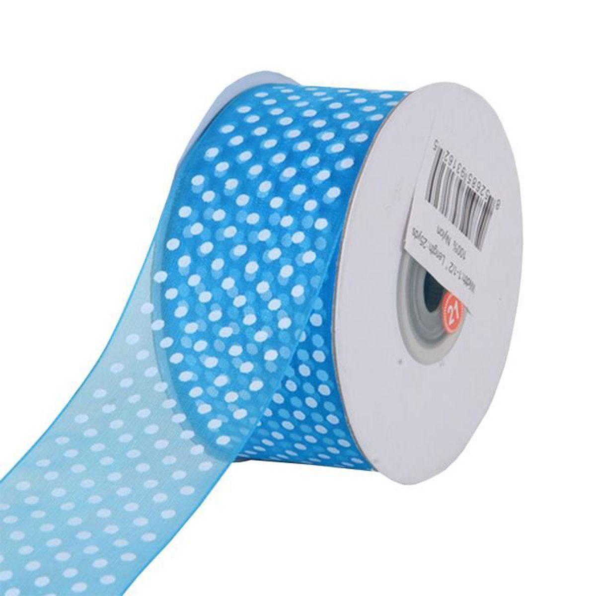 Satin bord organza ruban 10mm bobines craft décoration tissu design x 15 couleurs