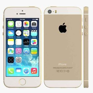 SMARTPHONE RECOND. iPhone 5S 16Go 4G OR Très Bon Etat Non Recondition