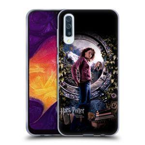 Officiel Harry Potter Ron Harry & Hermione Poster Prisoner Of Azkaban IV Coque D'Arrière Rigide Pour Samsung Galaxy A40 (2019)