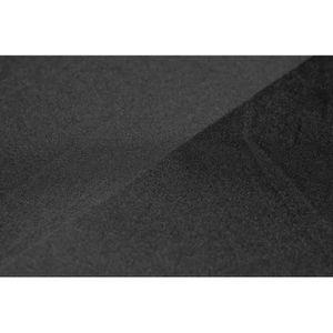 TISSU Tissu Banlon Noir -Au Mètre