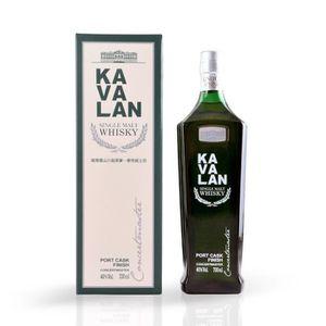 WHISKY BOURBON SCOTCH Whisky Kavalan Port Cask - 70cl - 40°