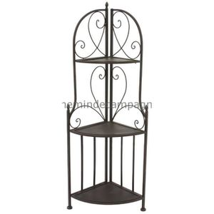 etagere boulangere achat vente etagere boulangere pas cher cdiscount. Black Bedroom Furniture Sets. Home Design Ideas