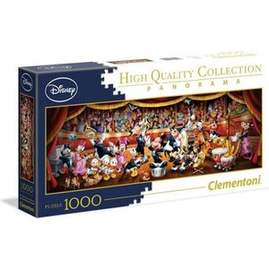 PUZZLE DISNEY Puzzle Panorama 1000 Pièces