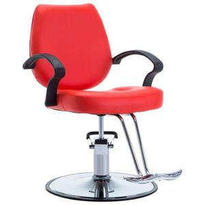 CHAISE Fauteuil de coiffure pour salon de coiffure en sim