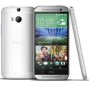 HTC One M8 Argent
