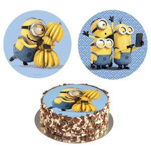 Inspiré par Méprisable Me Minion Fondant Cutter Pour Décoration Gâteau