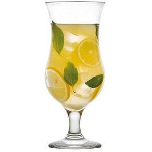 SHAKER - SET COCKTAIL  Coffret de 6 verres à pied Cocktail 46 cl Bahia Ré