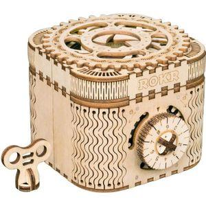 PUZZLE ROBOTIME Boîte à trésors modèle mécanique - Puzzle