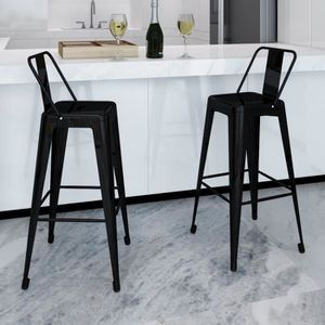 tabouret industriel achat vente tabouret industriel. Black Bedroom Furniture Sets. Home Design Ideas