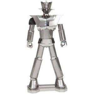 ASSEMBLAGE CONSTRUCTION WTT MAZINGER Z Puzzle Figurine maquette métal 15 c