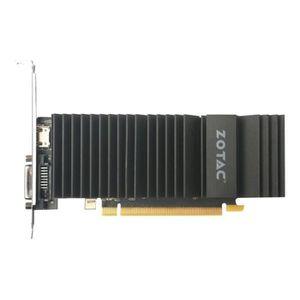 CARTE GRAPHIQUE INTERNE ZOTAC GeForce GT 1030 ZONE Edition Low Profile Car