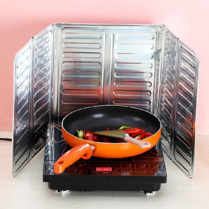 Cuisine cuisson friture huile Protection contre les éclaboussures cuisinière à gaz huile cuisine anti-four - Modèle: - WMCFGJA09953