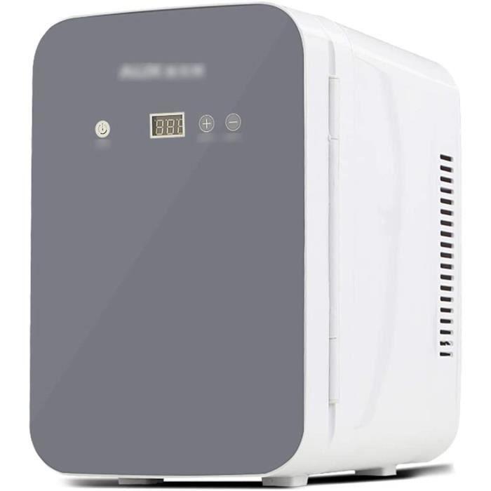 Mini congélateurs Mini Frigo Biere,réfrigérateur Portatif De Voiture,Petit Réfrigérateur À Économie D'énergie Silencieux Dome A337