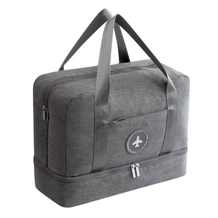 XT Sac Voyage pour Homme Femmes Voyage sur le sac de Carry séparation humide sec de bagagerie @youyoakoa8411 - XTYLP0220A2166
