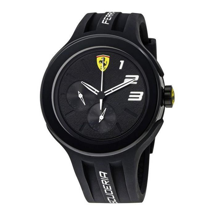 Ferrari 830225 montre quartz homme