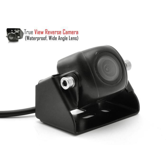 Caméra de recul, étanche et grand angle