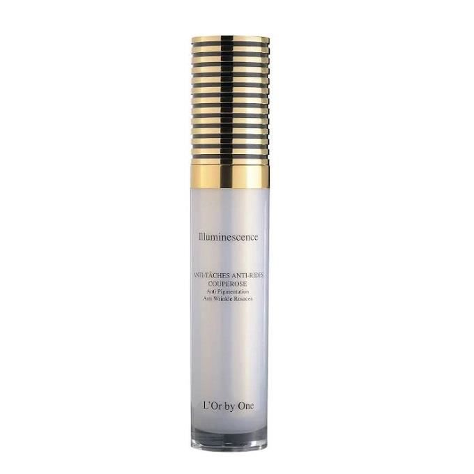 L'or by One lluminescence 30 ml Anti Taches Anti Rides Couperose