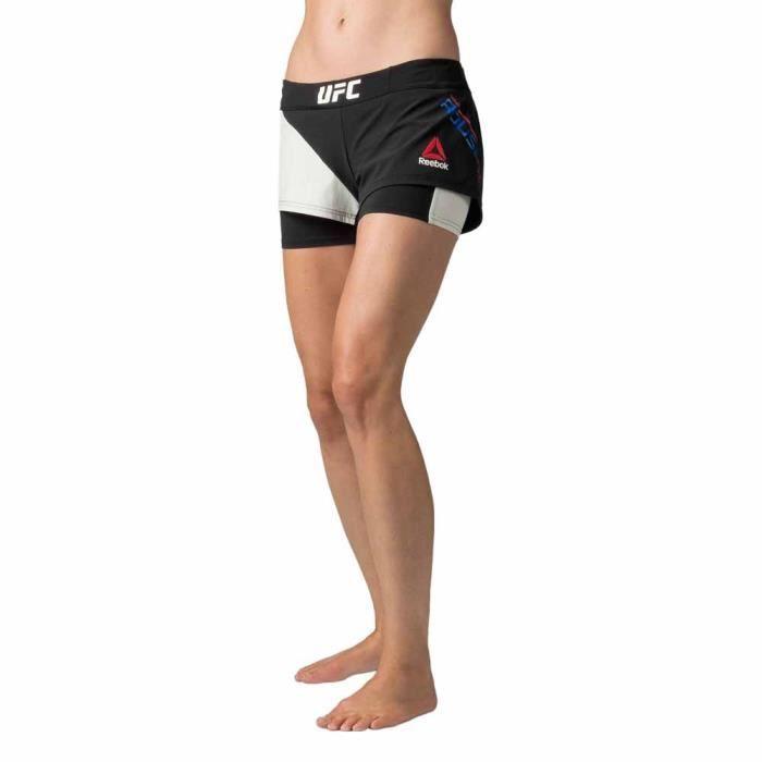 Vêtements femme Shorts Reebok Combat Ufc Fk Rr Octagon Short