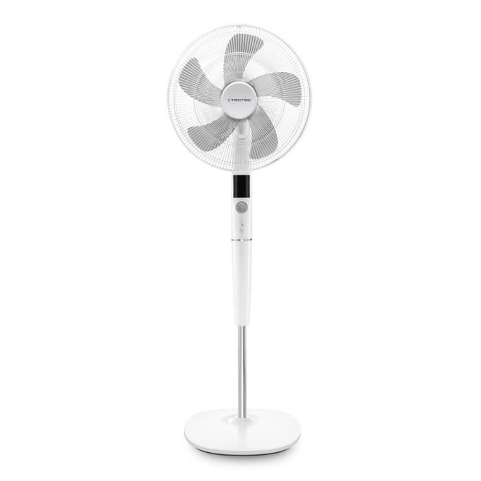 Ventilateur sur pied design TVE 26 S de 35 watts TROTEC