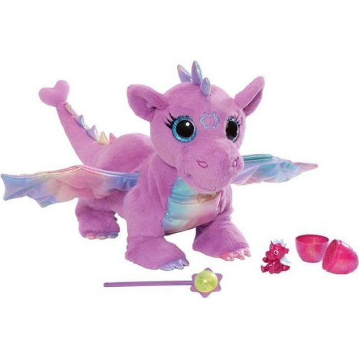 Zapf Creation 822456 BABY born - Dragon Magique Interactif