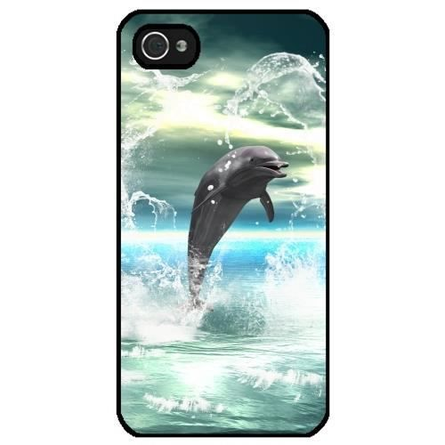 coque iphone 5 dauphin