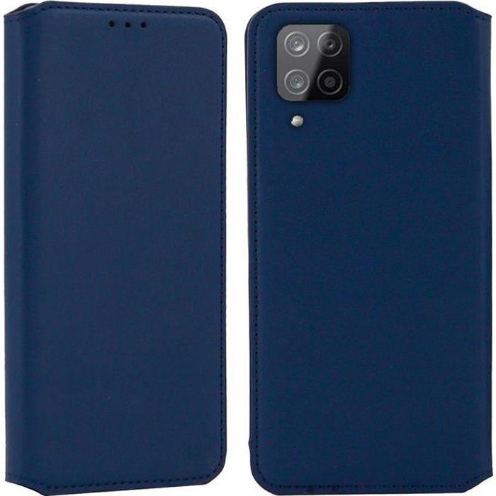 Coque pour Samsung Galaxy A12,Portefeuille Cuir po
