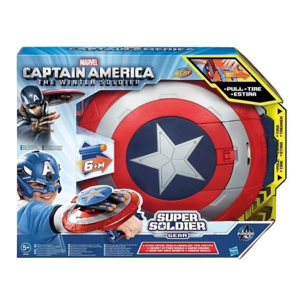 captain america super soldier gear bouclier - Bouclier Captain America