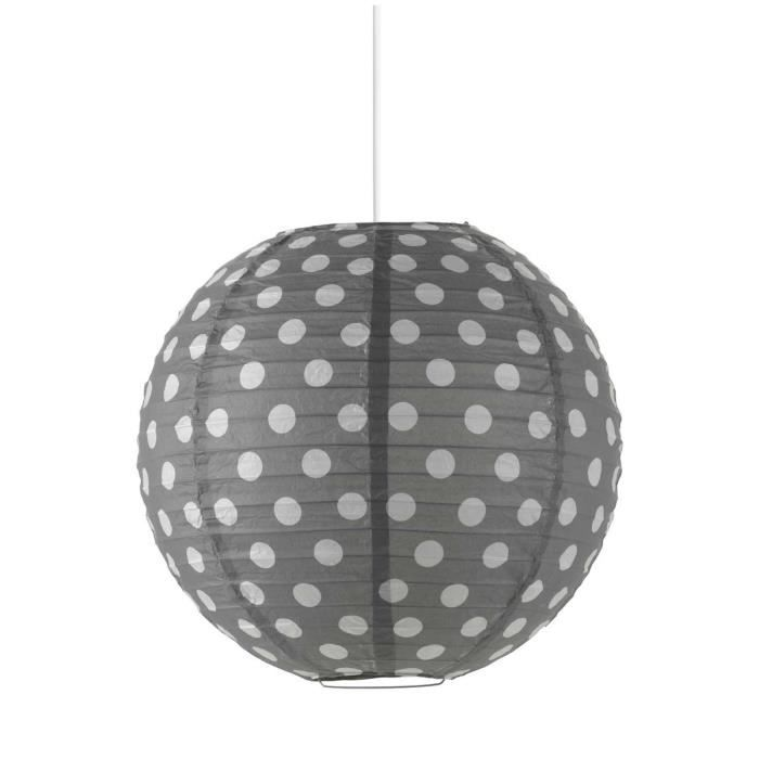 boules en papier luminaire achat vente boules en. Black Bedroom Furniture Sets. Home Design Ideas