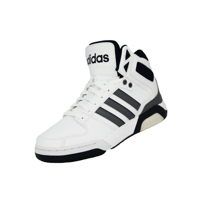 Adidas Neo BB9TIS Chaussures Sneakers Mode Homme Blanc Blanc
