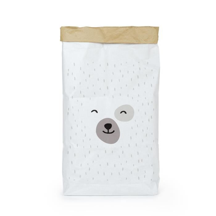 BOITE DE RANGEMENT TANUKI Sac de rangement Smiling bear