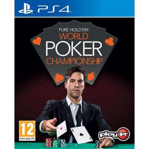 JEU PS4 Pure Hold'em World Poker Championship Jeu PS4