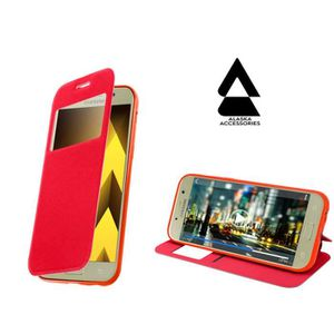 COQUE - BUMPER Coque Wiko Jerry 3 Rouge